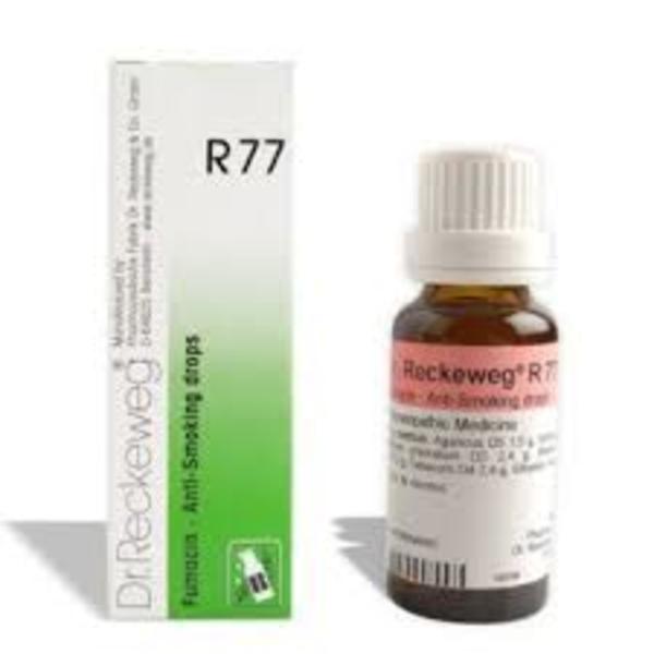 dr. reckeweg r 77 anti-smoking drops