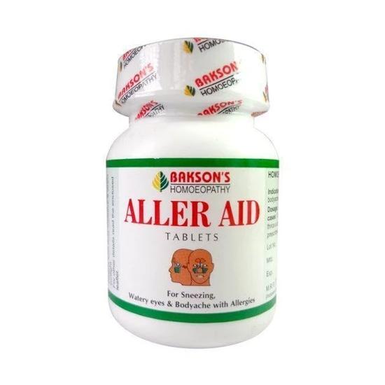 bakson's aller aid tablets