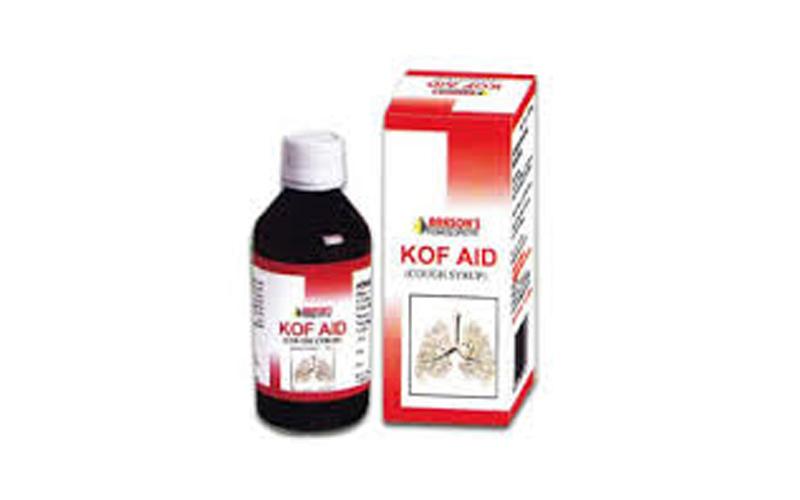 kof aid syrup